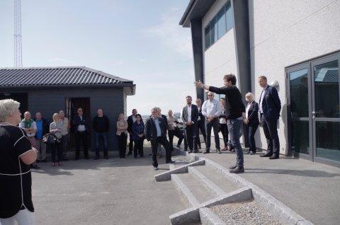 Et interessant 16-19 møde hos Vordingborg Havn m.fl.