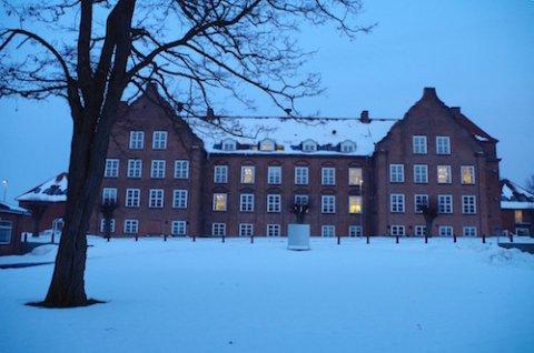 Årets første 16-19 møde på Vordingborg Kaserne