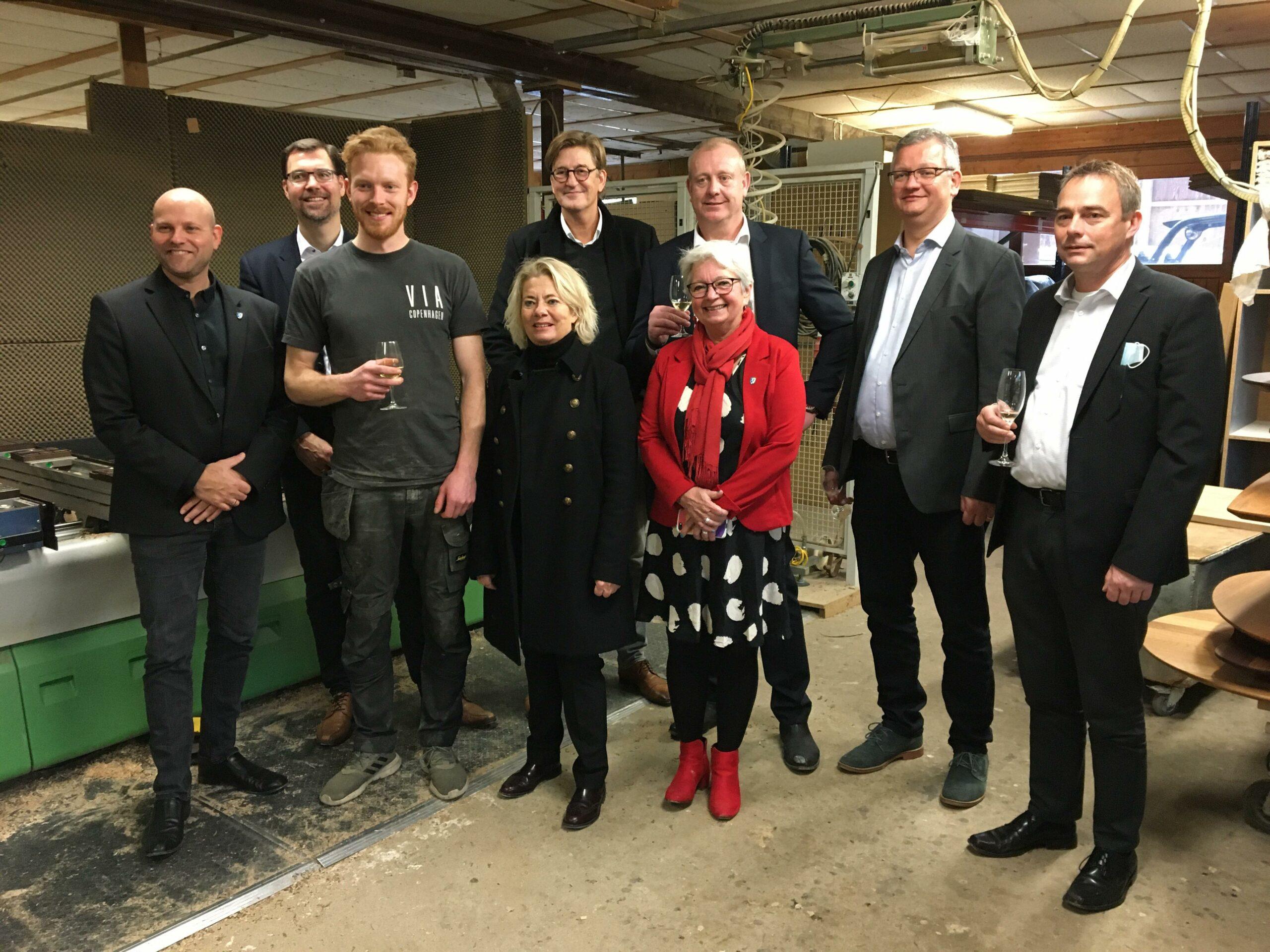 Så er det tid til indstillinger til Vordingborg Erhvervsforenings erhvervspriser 2021
